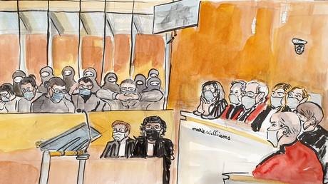La cour d'assises spéciale de Paris livre son verdict le 16 décembre, dans le procès de 14 soutiens présumés des auteurs des attentats de janvier 2015 contre Charlie Hebdo et l'Hyper Cacher (image d'illustration).
