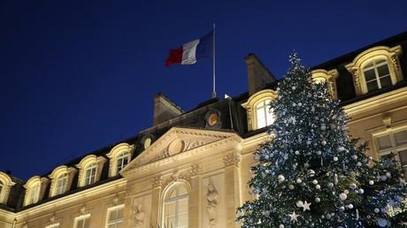 Une façade du palais de l'Elysée (image d'illustration).