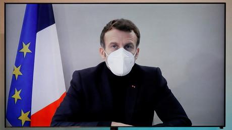 Emmanuel Macron le 17 décembre 2020 (image d'illustration).