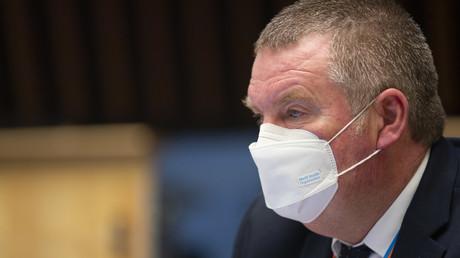 Le responsable des situations d'urgence sanitaire à l'OMS, Michael Ryan