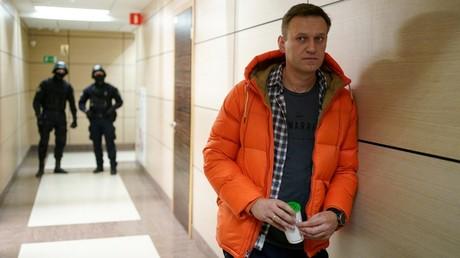 Alexeï Navalny le 2 décembre 2019 à Moscou (image d'illustration).