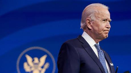 Le futur président américain Joe Biden.