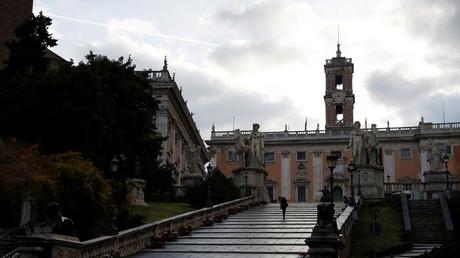 Rome ce 24 décembre 2020 (image d'illustration).