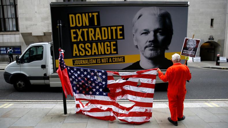 Extradition de Julian Assange: une décision britannique amenée à marquer l'histoire