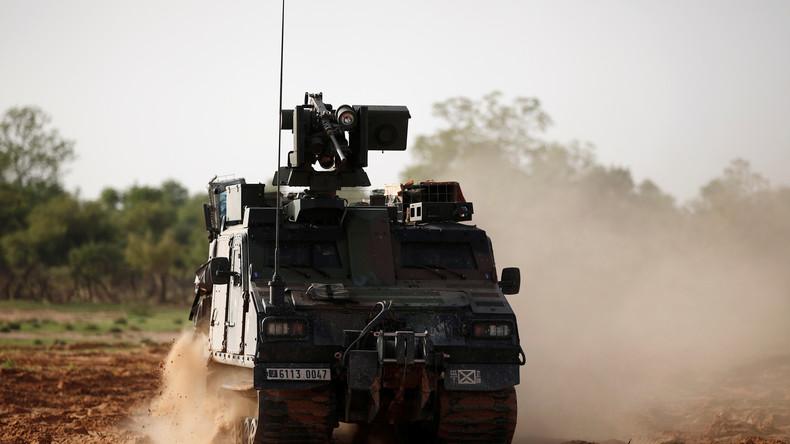 Mali : six soldats français blessés par un véhicule-suicide