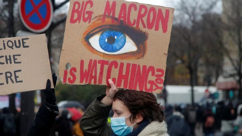 Nouvelle journée de manifestations contre la loi Sécurité globale et pour le droit à la culture