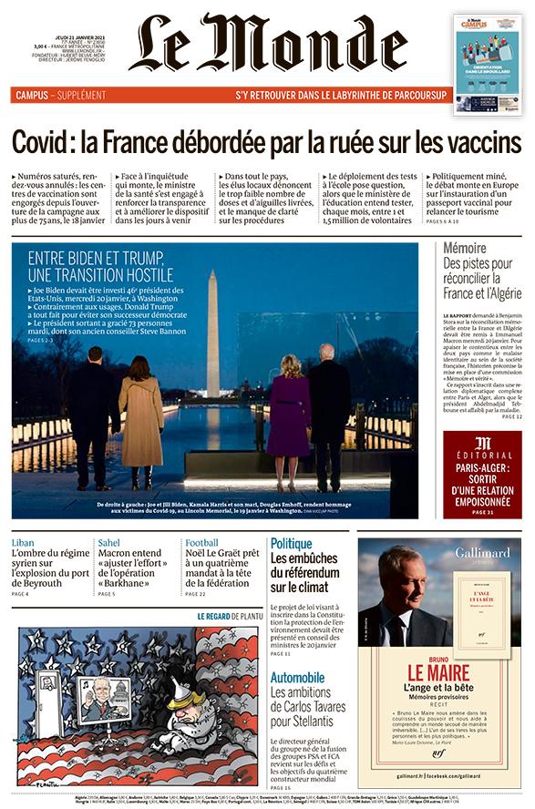 «L'argent n'a pas d'odeur» : Acrimed accuse Le Monde d'être le «journal-sandwich de Bruno Le Maire»