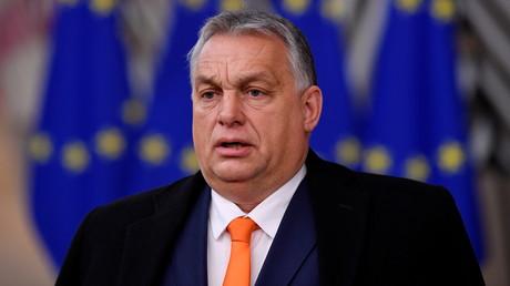 Le Premier ministre hongrois Viktor Orban.