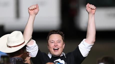 L'homme le plus riche du monde, Elon Musk