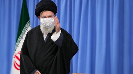 Ali Khamenei, le 16 décembre 2020 à Téhéran (image d'llustration).