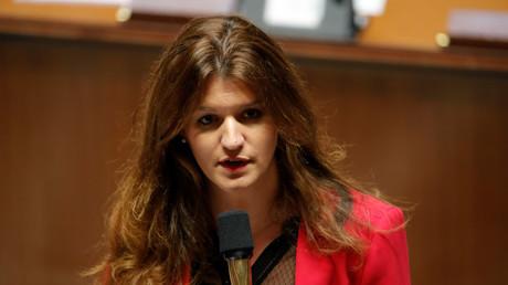 Marlène Schiappa le 27 novembre 2018 à Paris (image d'illustration).