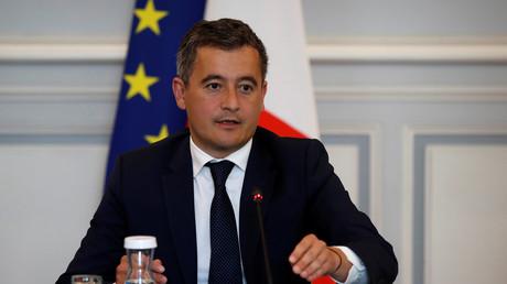 Gérald Darmanin au ministère de l'Intérieur, Paris, juillet 2020 (image d'illustration).
