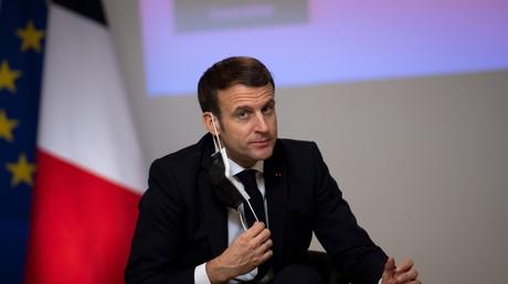 Emmanuel Macron est critiqué au sein même de ses troupes (image d'illustration).