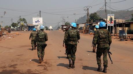 Bangui (image d'illustration).