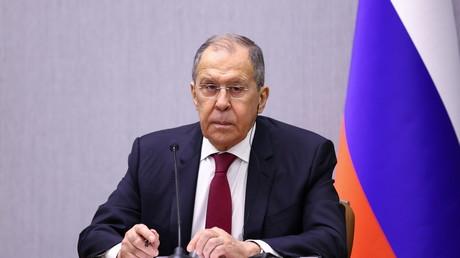 Sergueï Lavrov a évoqué l'affaire Navalny lors de sa conférence de presse annuelle ce 18 janvier (image d'illustration).