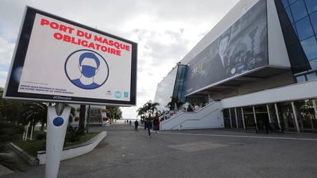 Cliché pris à Cannes le 11 janvier 2021 (image d'illustration).