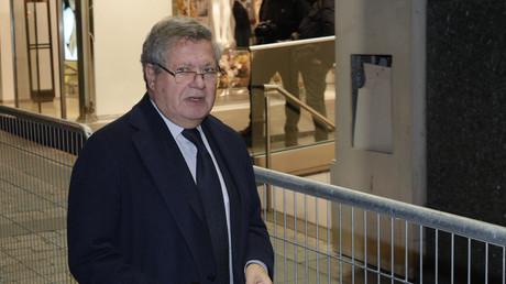 L'avocat Jean Veil.