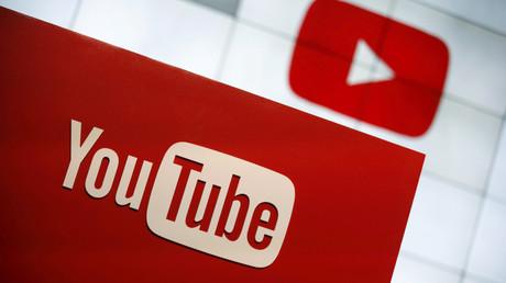 Le logo de YouTube (image d'illustration).