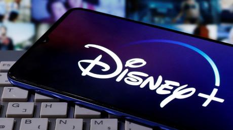 Le logo Disney+ (image d'illustration).