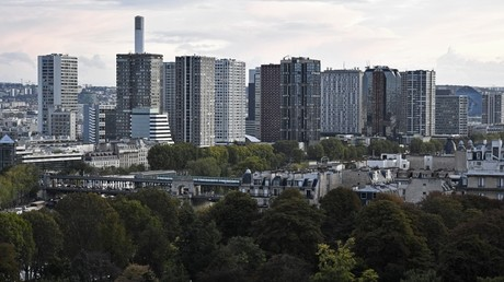 Le quartier de Beaugrenelle, le 1er octobre 2019, à Paris (image d'illustration).