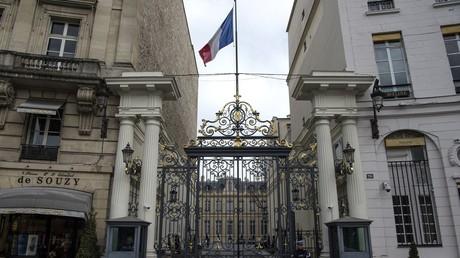 Le ministère de l'Intérieur, place Beauvau, Paris, novembre 2018 (image d'illustration).