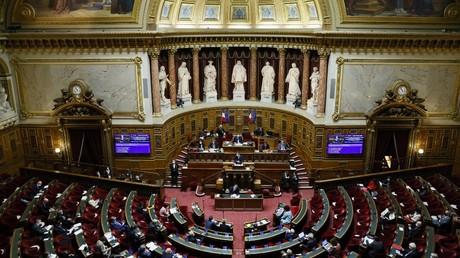 Chambre du Sénat le 17 décembre (image d'illustration).
