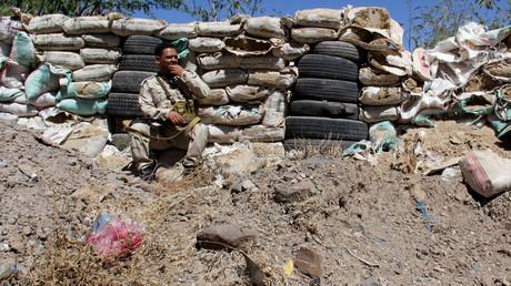 Cliché pris au Yémen le 27 janvier 2021 (image d'illustration).