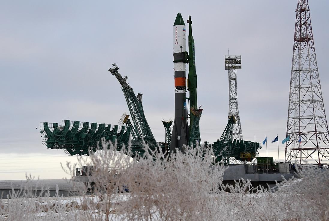 Carburant, eau, matériel... Pour sa première livraison de l'année, l'ISS attend un vaisseau russe - RT en français