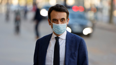 Le mouvement des Patriotes présidé par Florian Philippot organise régulièrement des manifestations pour fustiger la politique sanitaire du gouvernement.
