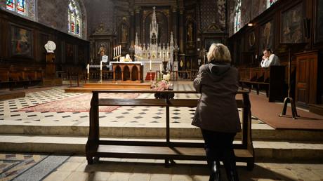 L'église Saint-Jacquesà Illiers-Combray, en novembre 2020 (image d'illustration).