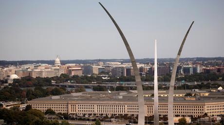 Le Pentagone en juillet 2020 (image d'illustration).