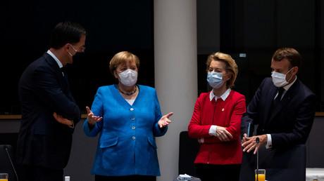 Sommet européen du 18 juillet 2020 (image d'illustration).