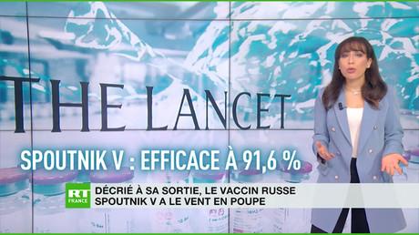 Nadège Abderrazak sur RT France.
