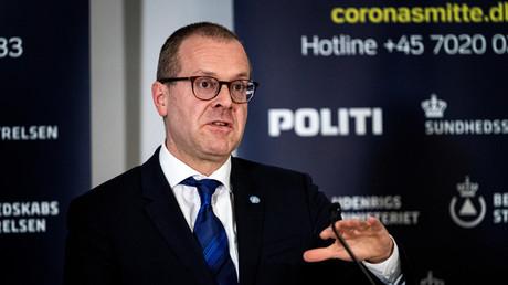 Hans Kluge en juillet 2020