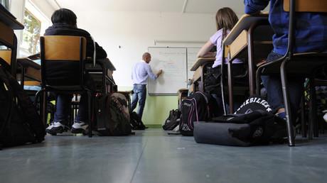 Une classe du collège privé de Tinténiac (image d'illustration).