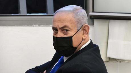 Benjamin Netanyahou.