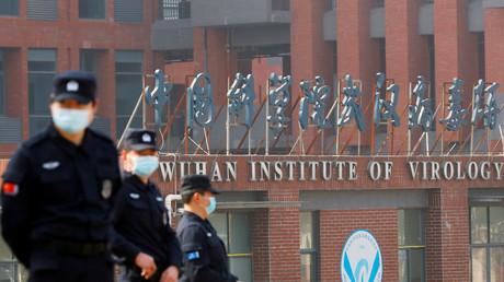 L'équipe de l'OMS avait notamment visité l'institut de virologie de Wuhan, au cours de sa mission en Chine.