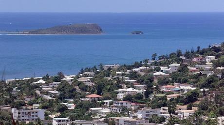 La ville de Nouméa, photographiée en 1998 (image d'illustration).