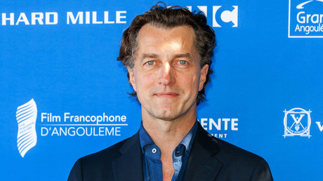 Portrait de Dominique Boutonnat pris en août 2019 à l'occasion du festival de films d'Angoulême.