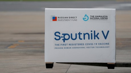 Une dose de Spoutnik V à Buenos Aires, Argentine, le 28 janvier 2021 (image d'illustration).