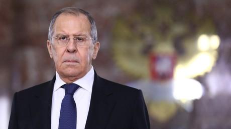 Sergueï Lavrov, chef de la diplomatie russe, le 10 février 2021 à Moscou (image d'illustration).