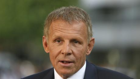 L'ancien présentateur de TF1, Patrick Poivre d'Arvor, est accusé de viols (image d'illustration).