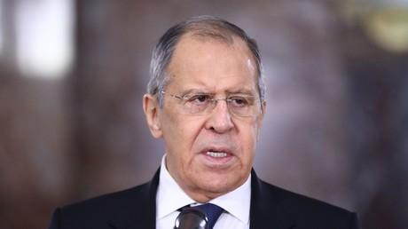 Sergei Lavrov, ministre russe des Affaires étrangères, le 10 février 2021 (image d'illustration).