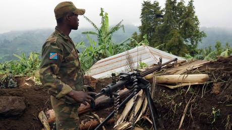 Cliché pris en République démocratique du Congo (RDC), le 4 novembre 2013 (image d'illustration).