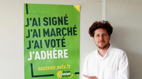 Julien Bayou est l'une des figures d'Europe Ecologie Les Verts (image d'illustration).