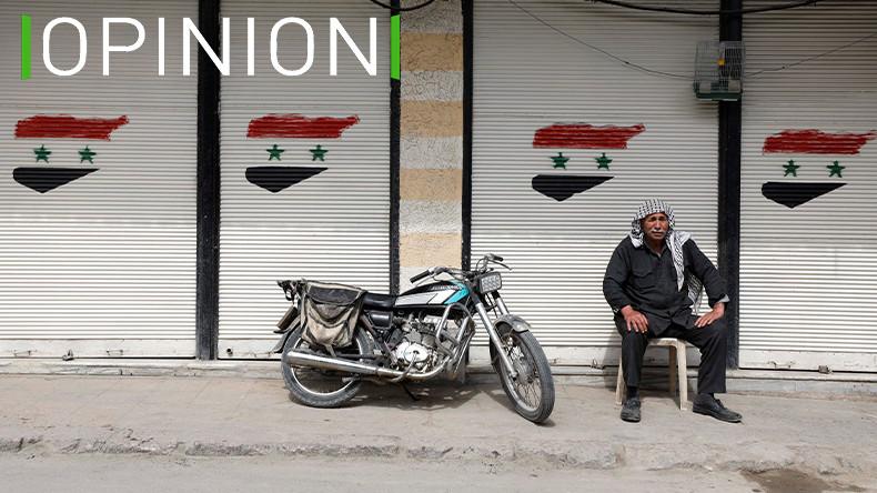 Fichez la paix à la Syrie ! par Bruno Guigue