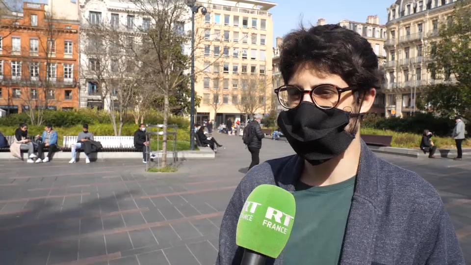 Toulouse : un étudiant blessé en 2018 pendant une interpellation attaque l'Etat (REPORTAGE)