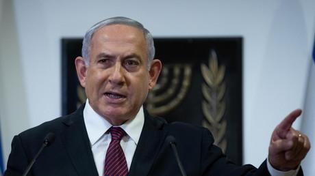 Benjamin Netanyahou lors d'une intervention à la Knesset (image d'illustration).