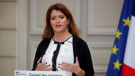 Marlène Schiappa à l'Elysée, le 9décembre 2020 (photo d'illustration).