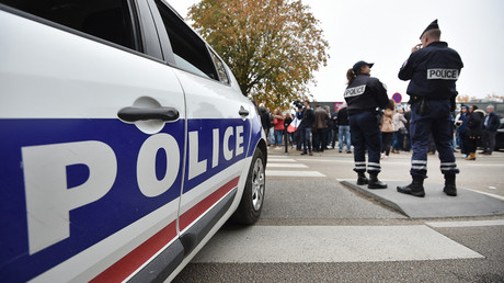 Un véhicule de police (image d'illustration).